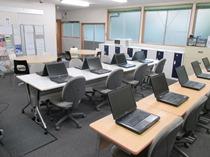 千歳台(世田谷区)就労移行支援事業所:就職準備コースエリア