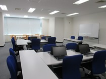 横浜就労移行支援事業所:訓練エリア